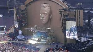 Robbie Williams at Wembley