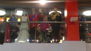 Hamleys Toy Shop, Royal Salute!