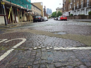 Yet more cobbles find a way to see history